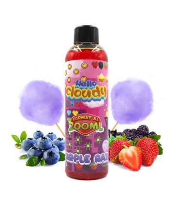 Purple Rain 200ml Hello Cloudy
