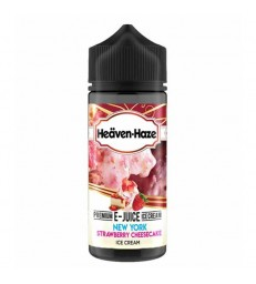 New York Strawberry Cheesecake Ice Cream 100ml Heaven Haze
