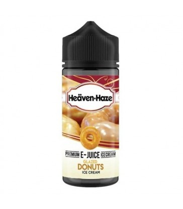 Glazed Donuts Ice Cream 100ml Heaven Haze