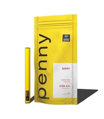 Vape Pen Penny Berry 6% Marie Jeanne