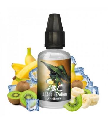 Concentré Green Banana 30ml Hidden Potion by Arômes et Liquides