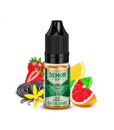 Vert Salt 10ml Demon Juice 20mg