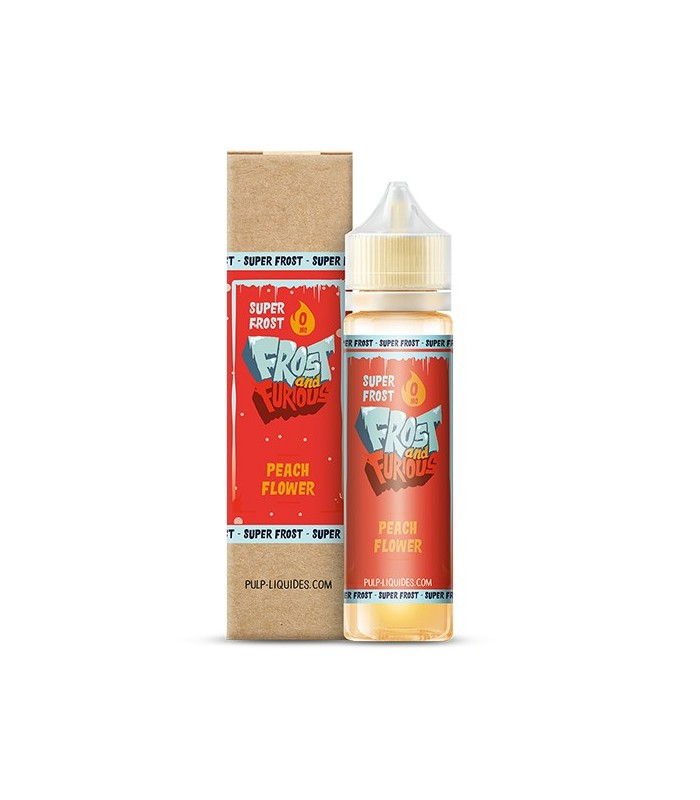 Peach Flower SUPER FROST 50ml Frost & Furious by Pulp