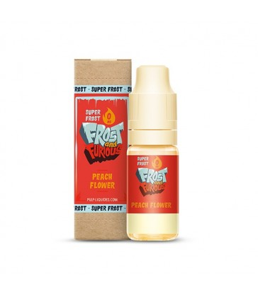 Peach Flower SUPER FROST 10ml Frost & Furious by Pulp