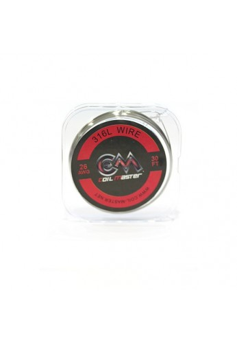 316L SS Wire 26 AWG - Coil Master